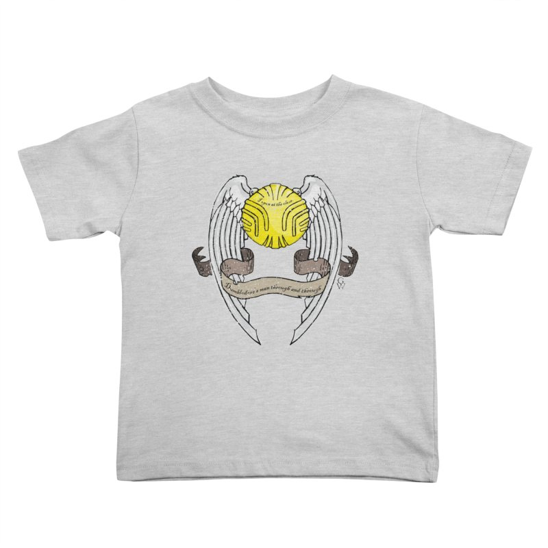 Dumbledore's man Kids Toddler T-Shirt by GipsonWands Artist Shop