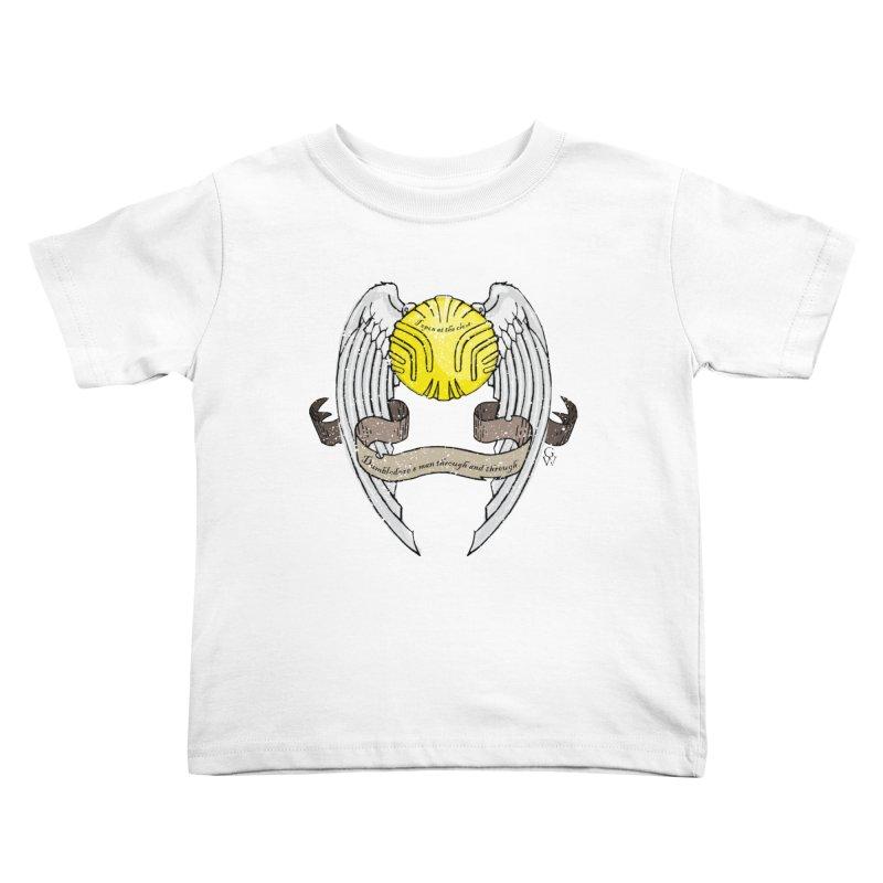 Dumbledore's man Kids Toddler T-Shirt by GipsonWands Artist Shop