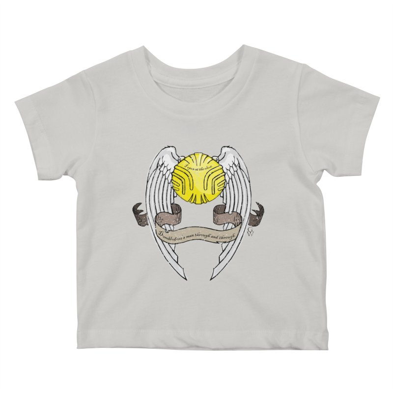 Dumbledore's man Kids Baby T-Shirt by GipsonWands Artist Shop