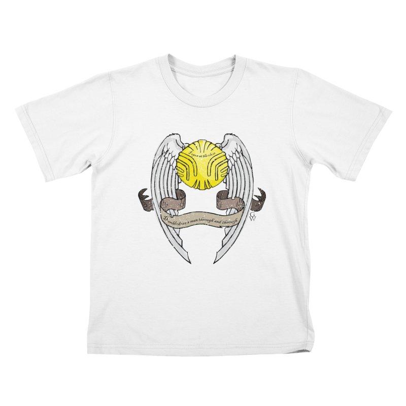 Dumbledore's man Kids T-shirt by GipsonWands Artist Shop