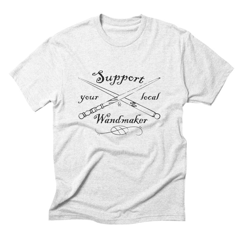 Support your local Wandmaker Men's Triblend T-shirt by GipsonWands Artist Shop