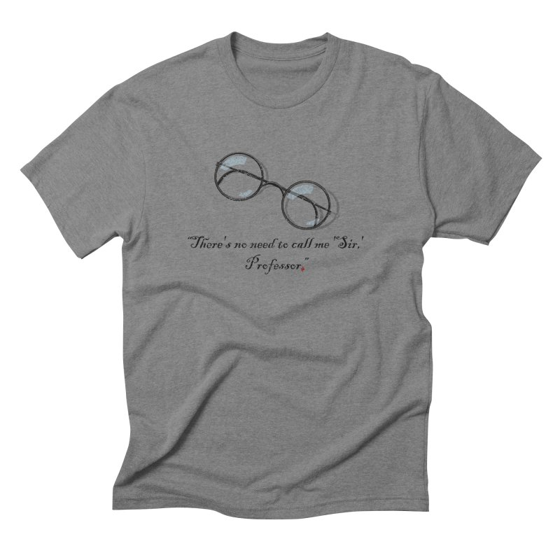 Sassy Potter and the year of Sass Men's Triblend T-shirt by GipsonWands Artist Shop