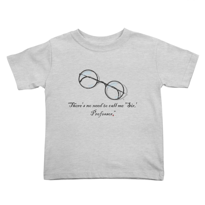 Sassy Potter and the year of Sass Kids Toddler T-Shirt by GipsonWands Artist Shop