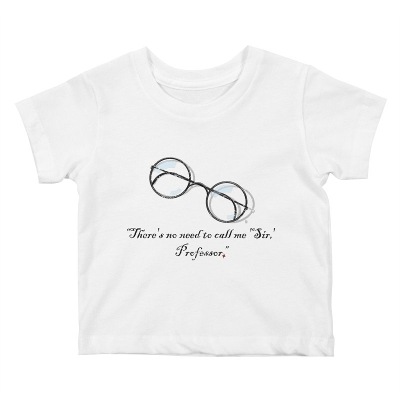 Sassy Potter and the year of Sass Kids Baby T-Shirt by GipsonWands Artist Shop