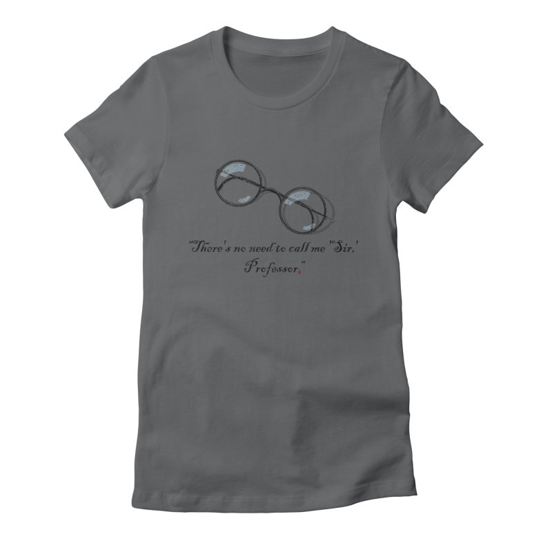 Sassy Potter and the year of Sass Women's Fitted T-Shirt by GipsonWands Artist Shop