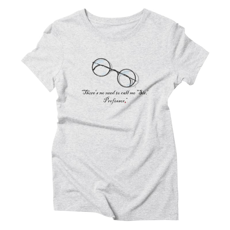 Sassy Potter and the year of Sass Women's Triblend T-shirt by GipsonWands Artist Shop