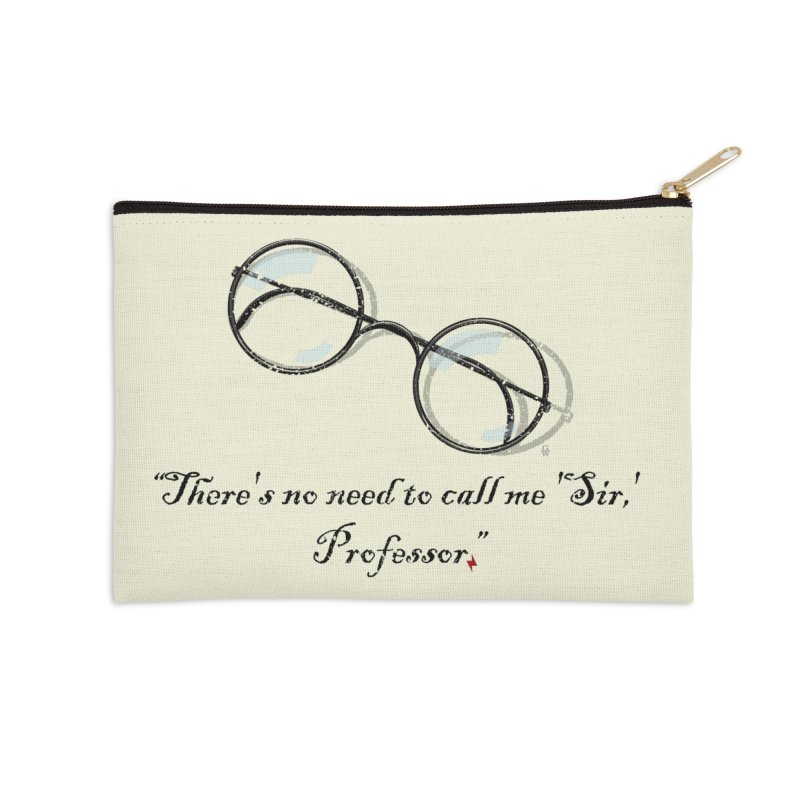 Sassy Potter and the year of Sass Accessories Zip Pouch by GipsonWands Artist Shop