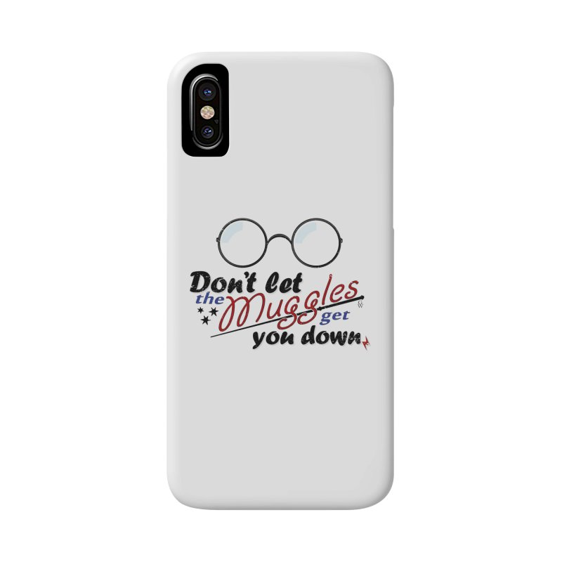 Ron's Response Accessories Phone Case by GipsonWands Artist Shop