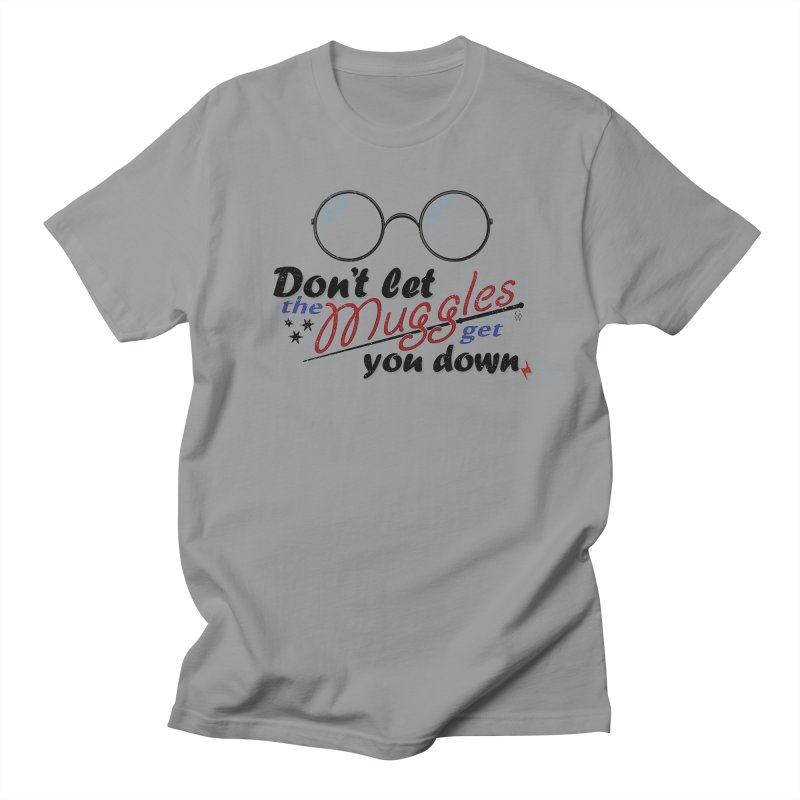 Ron's Response Men's T-shirt by GipsonWands Artist Shop