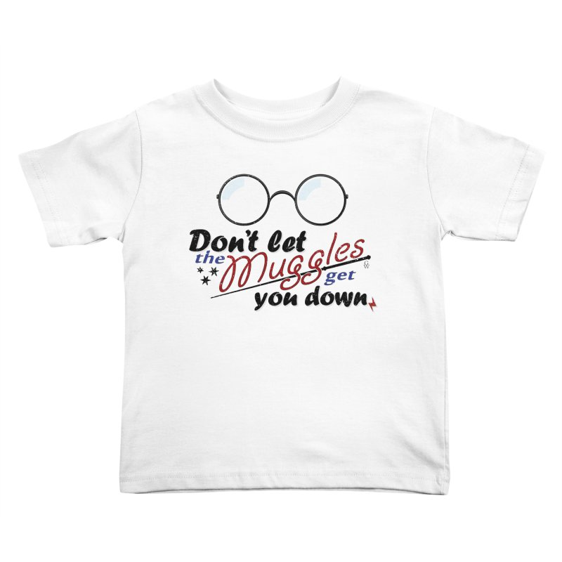 Ron's Response Kids Toddler T-Shirt by GipsonWands Artist Shop