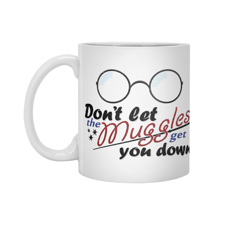Ron's Response Accessories Mug by GipsonWands Artist Shop