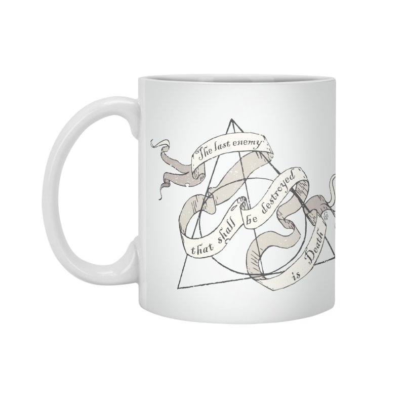 Last Enemy Accessories Mug by GipsonWands Artist Shop