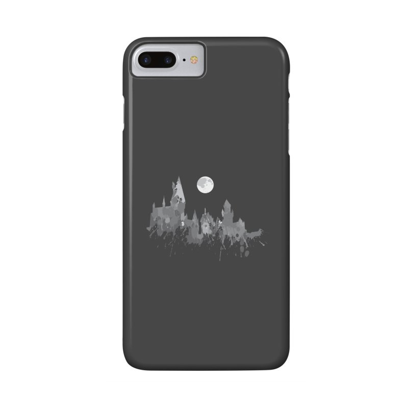 Hogwarts splatter Accessories Phone Case by GipsonWands Artist Shop