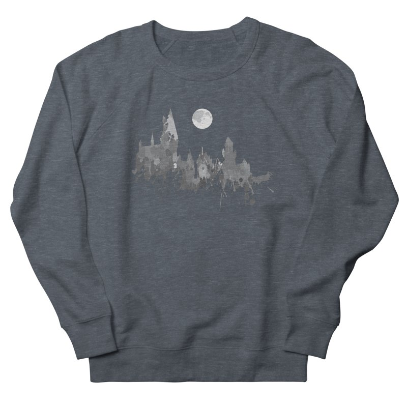 Hogwarts splatter Women's Sweatshirt by GipsonWands Artist Shop