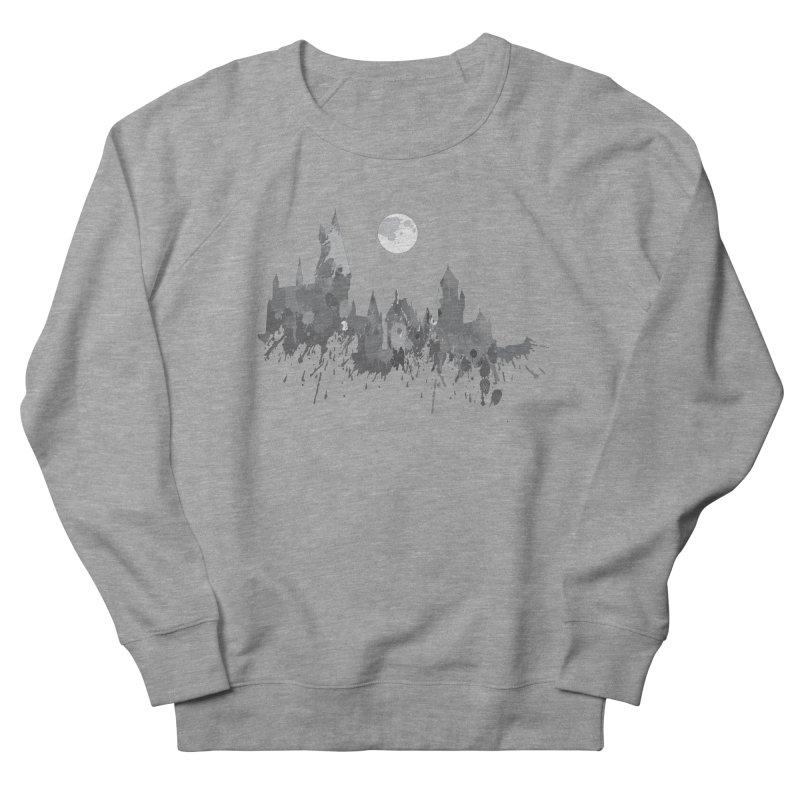 Hogwarts splatter Women's Sweatshirt by GipsonWands Artist Shop