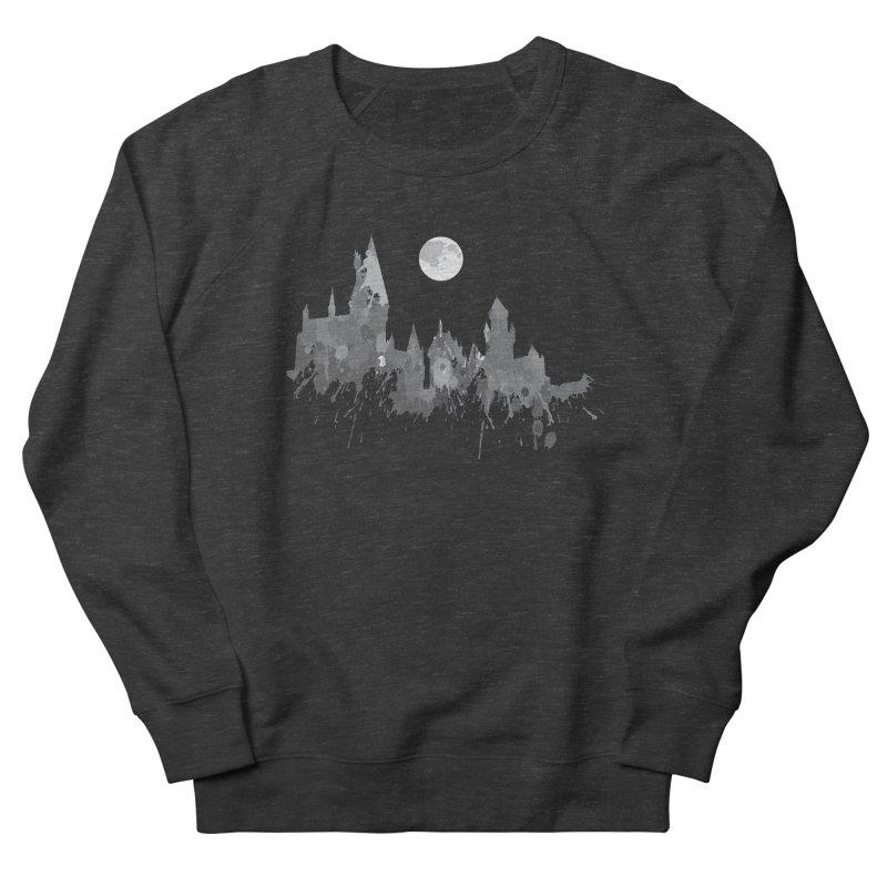 Hogwarts splatter Men's Sweatshirt by GipsonWands Artist Shop