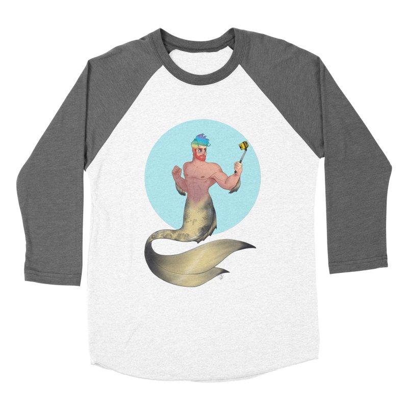 Rainbow Shellfie Women's Longsleeve T-Shirt by girlgeek's Artist Shop