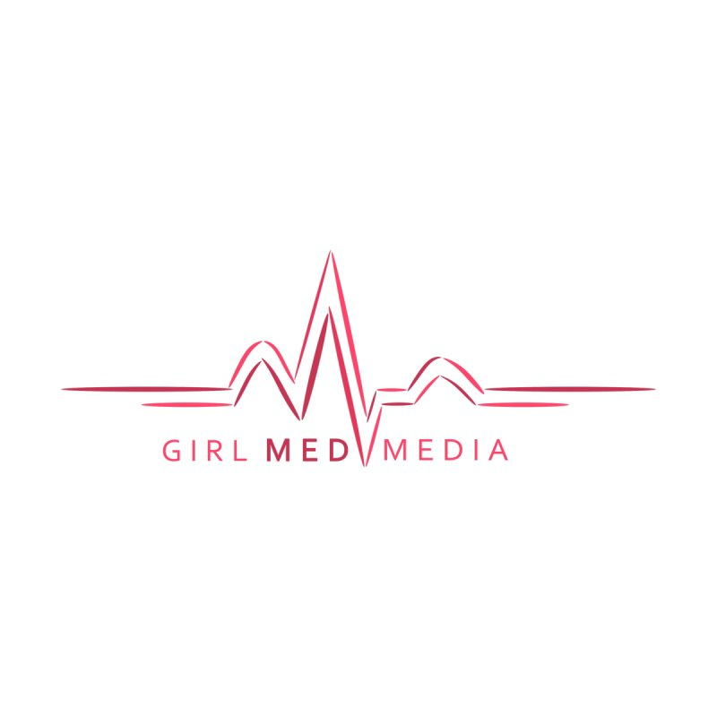 Girl Med Media Accessories Zip Pouch by girl med media's Artist Shop