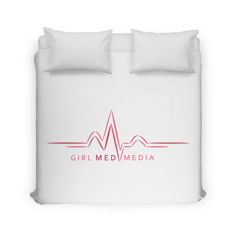 Girl Med Media Home Duvet by girl med media's Artist Shop