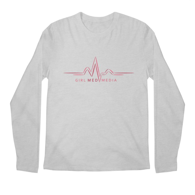 Girl Med Media Men's Regular Longsleeve T-Shirt by girl med media's Artist Shop