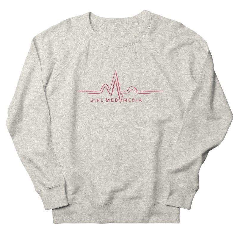 Girl Med Media Women's French Terry Sweatshirt by girl med media's Artist Shop