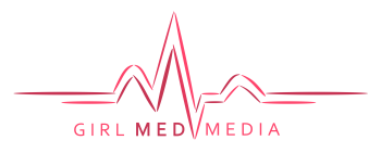 girl med media's Artist Shop Logo