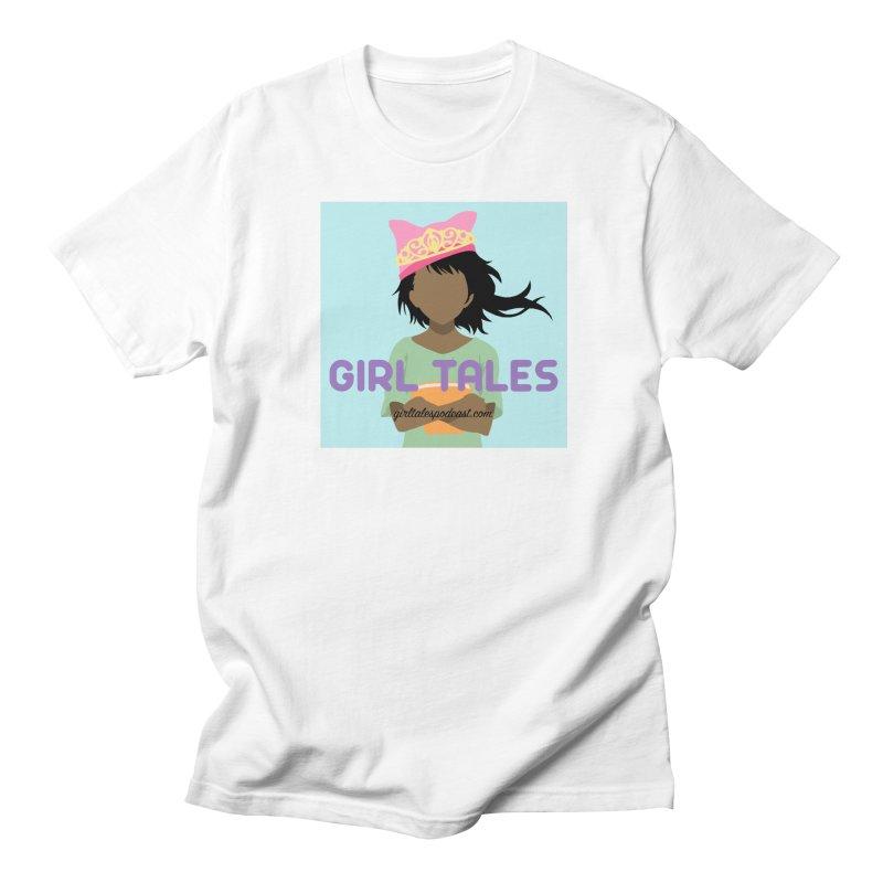 Girl Tales Logo Men's T-Shirt by girltales's Artist Shop