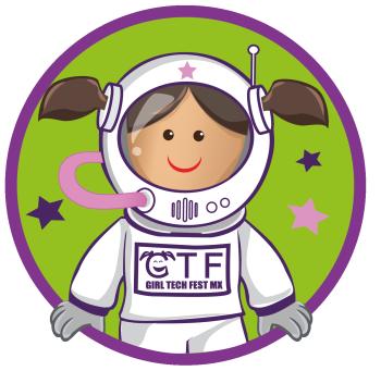 Girl Tech Fest MX Logo