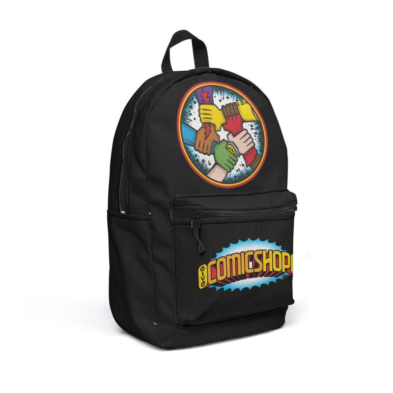 Give Comics Hope - Shield Accessories Bag by Give Comics Hope Fundraiser Shop