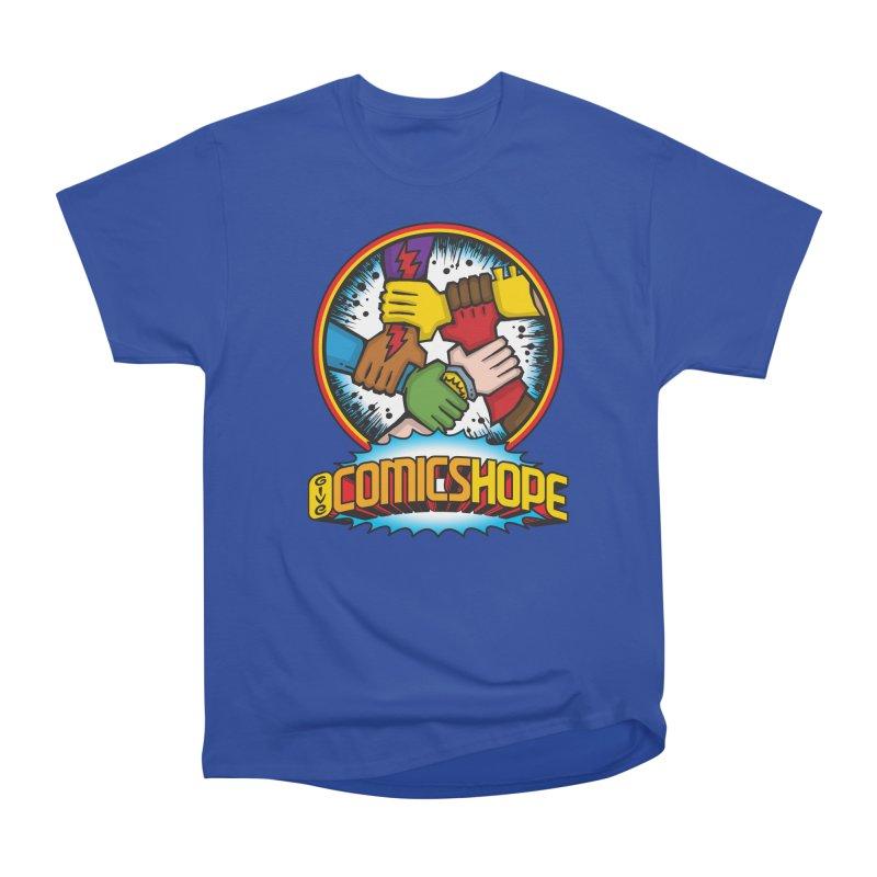 Give Comics Hope - Logo Women's T-Shirt by Give Comics Hope Fundraiser Shop