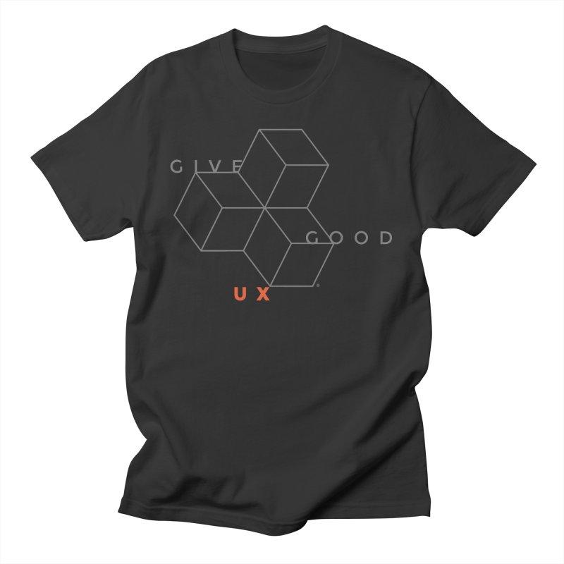 DISRUPTION Men's T-Shirt by GGUX APPAREL: ALL PROCEEDS TO BLACK LIV