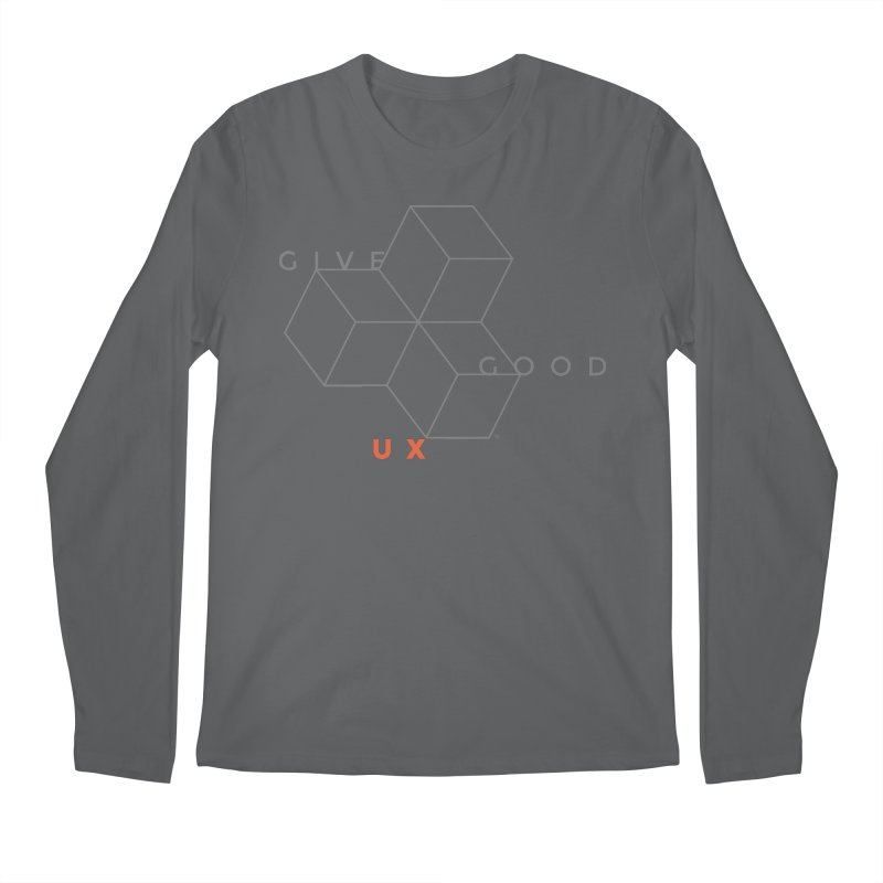 DISRUPTION Men's Longsleeve T-Shirt by GGUX APPAREL: ALL PROCEEDS TO BLACK LIV