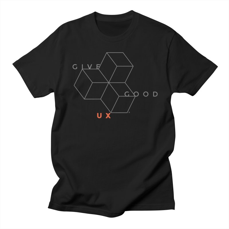 DISRUPTION Men's T-Shirt by GGUX APPAREL: ALL PROCEEDS TO BLACK LIV