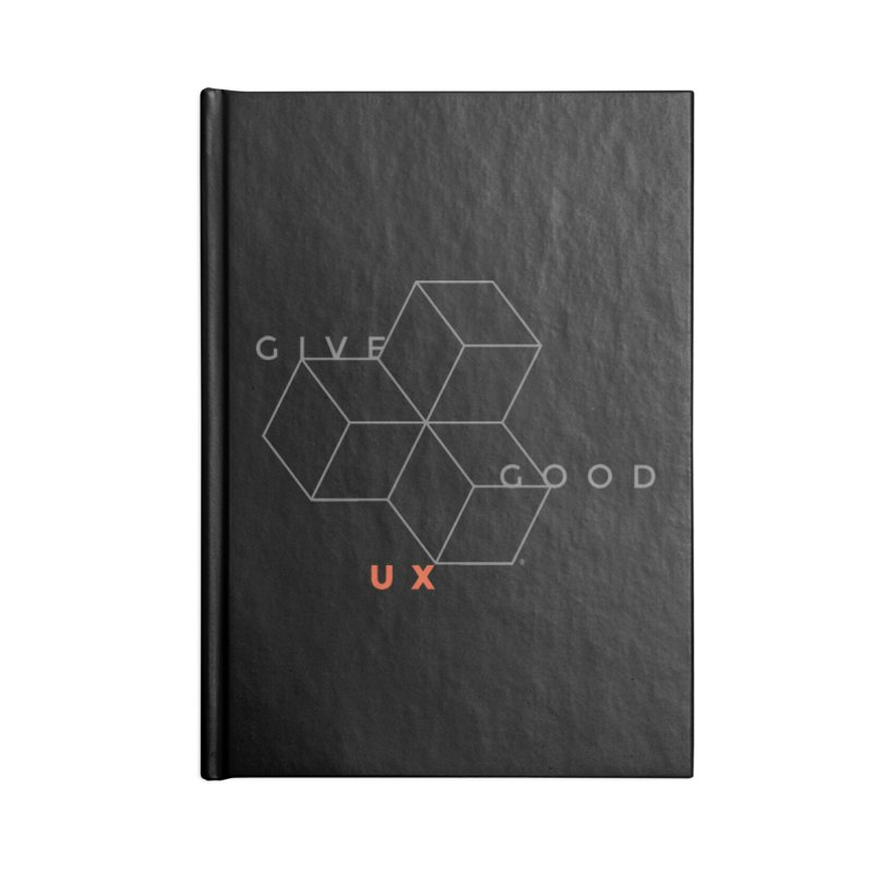 DISRUPTION Accessories Notebook by GGUX APPAREL: ALL PROCEEDS TO BLACK LIV