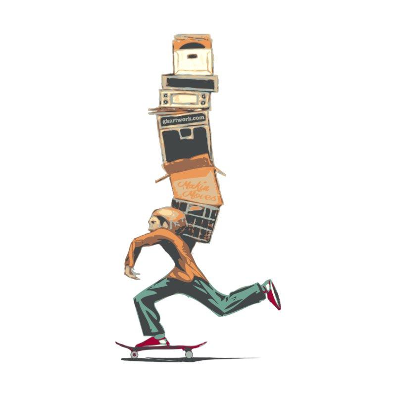 Makin Moves by gk artwork's Artist Shop
