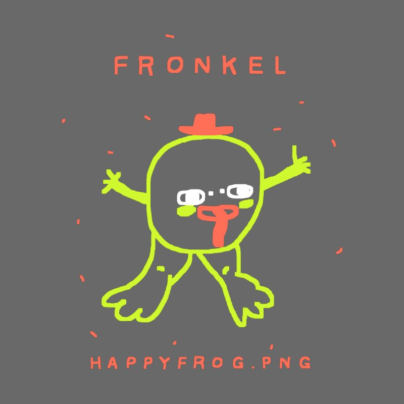 Fronky (knockoff shirt) by Glander by Glander