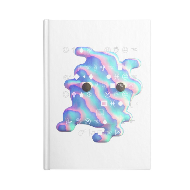 master of the universe Accessories Notebook by Glander by Glander