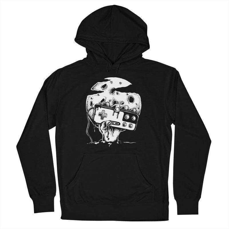 Gamer Til Death Men's Pullover Hoody by Glenkeso Designs