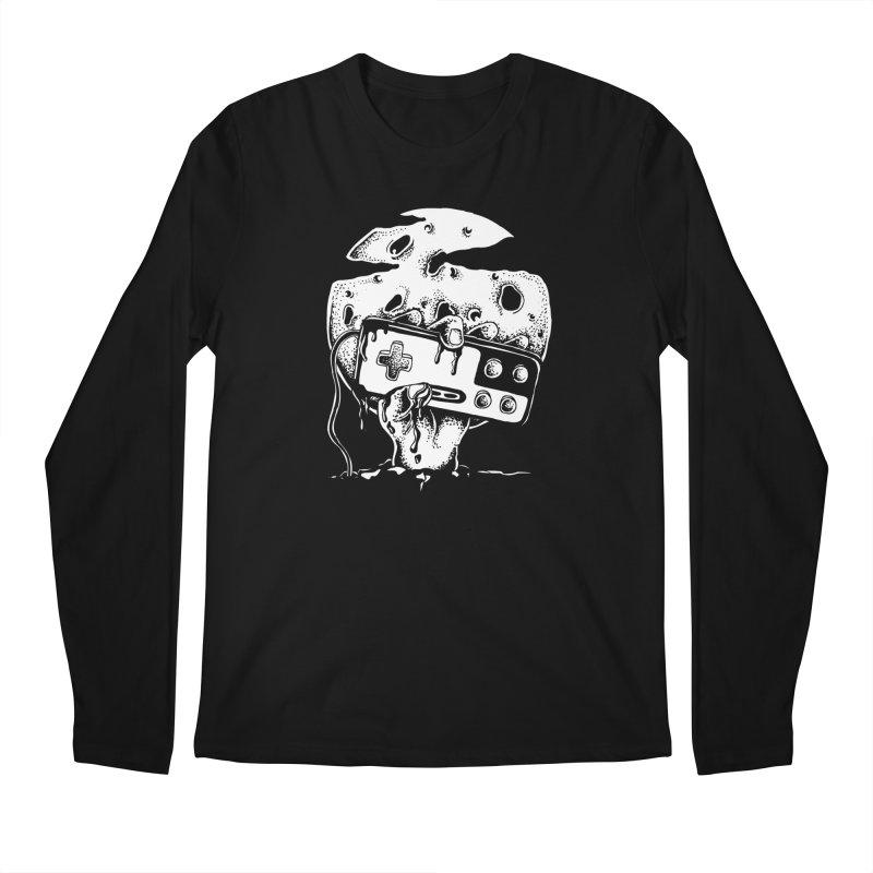Gamer Til Death Men's Longsleeve T-Shirt by Glenkeso Designs