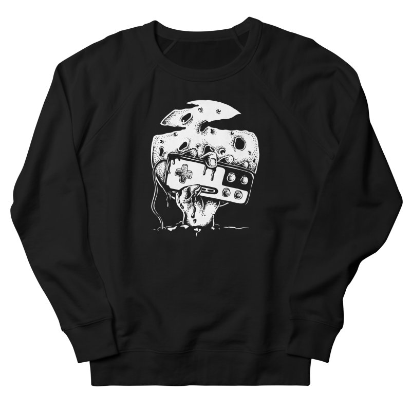 Gamer Til Death Men's Sweatshirt by Glenkeso Designs