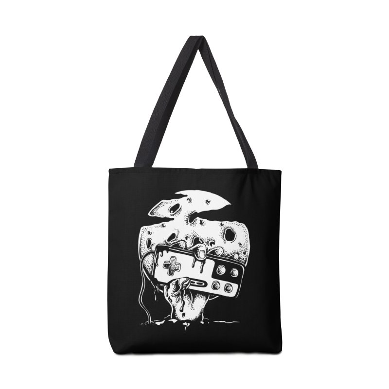 Gamer Til Death Accessories Bag by Glenkeso Designs