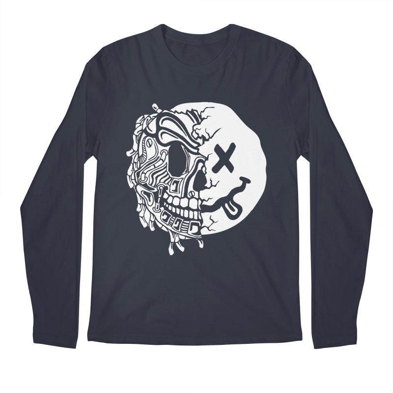 Nevermind Men's Longsleeve T-Shirt by Glenkeso Designs