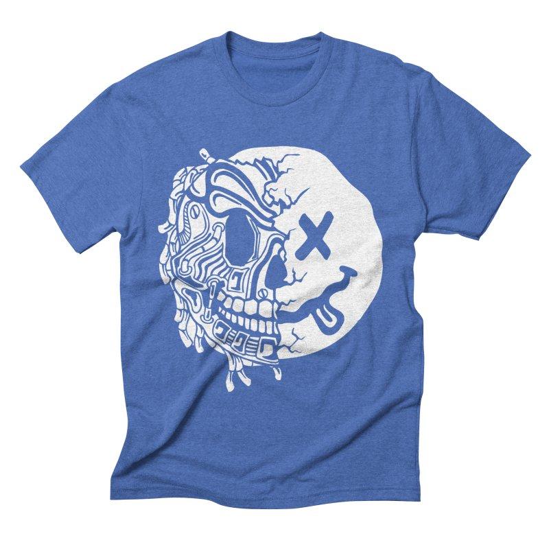 Nevermind Men's Triblend T-shirt by Glenkeso Designs