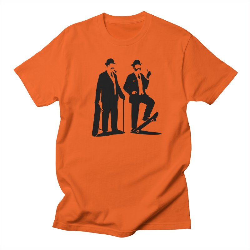 Old School Men's T-Shirt by Glennz