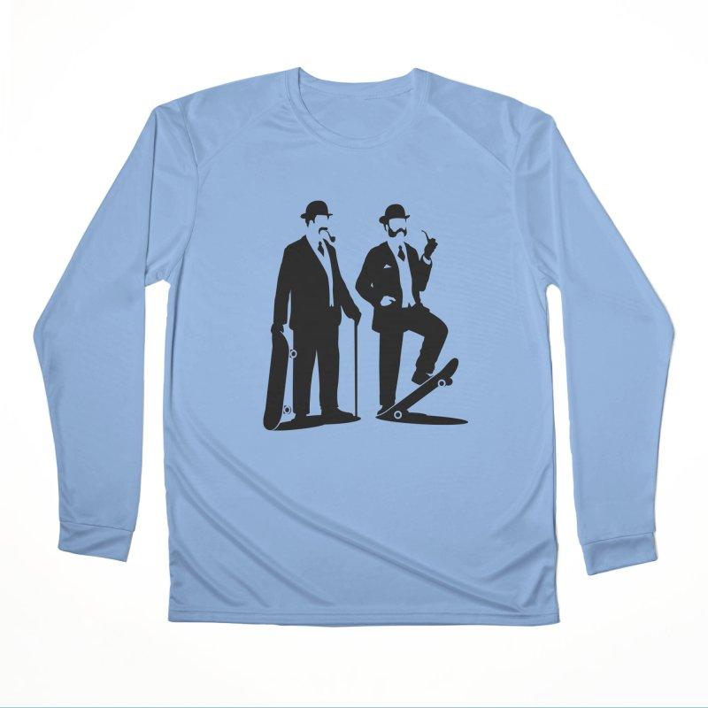 Old School Men's Longsleeve T-Shirt by Glennz