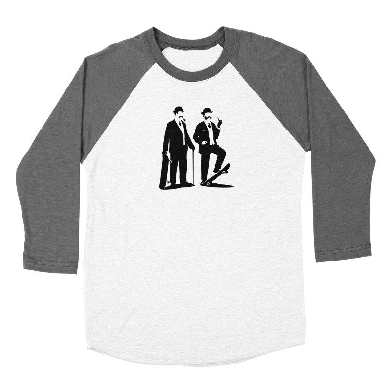 Old School Women's Longsleeve T-Shirt by Glennz