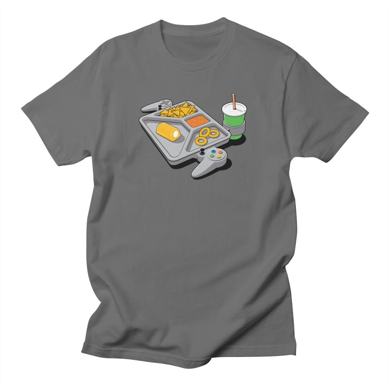 Continuous Gaming Men's T-Shirt by Glennz
