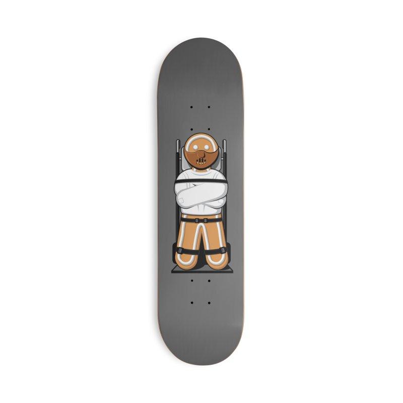 Cannibal Accessories Skateboard by Glennz