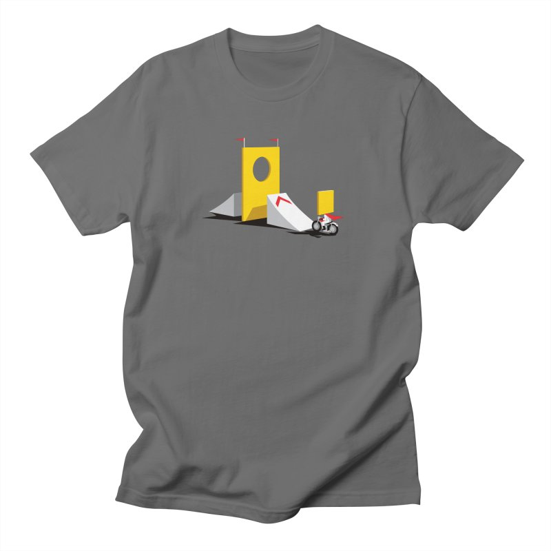 Stunt Square Men's T-Shirt by Glennz