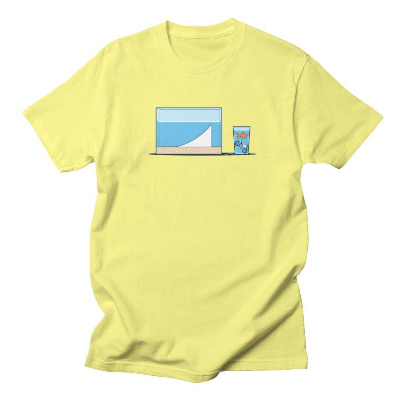 Stunt Fish Men's T-Shirt by Glennz